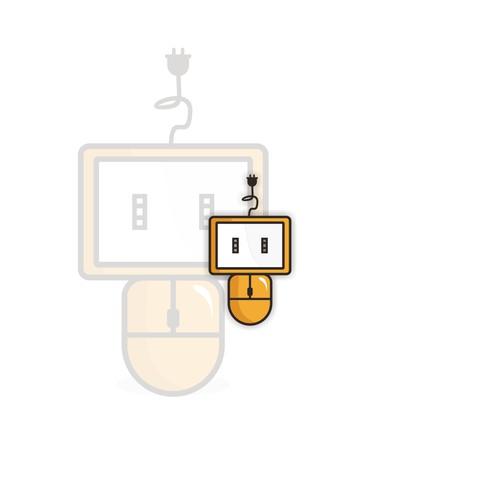 robot computer logo