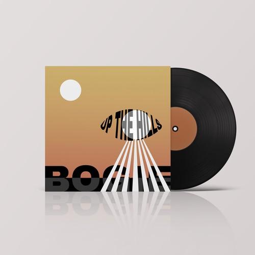 Bogie, album UP THE HILLS