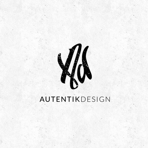 Logo for AUTENTIK DESIGN !