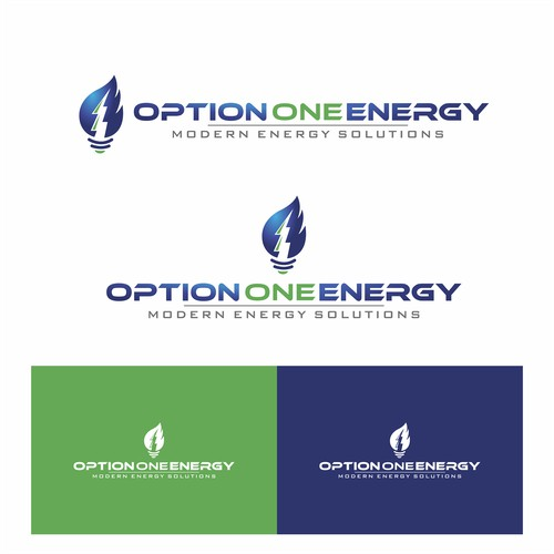 Option ONe Energy Logo