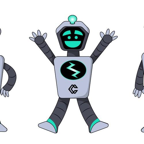 Bot character design