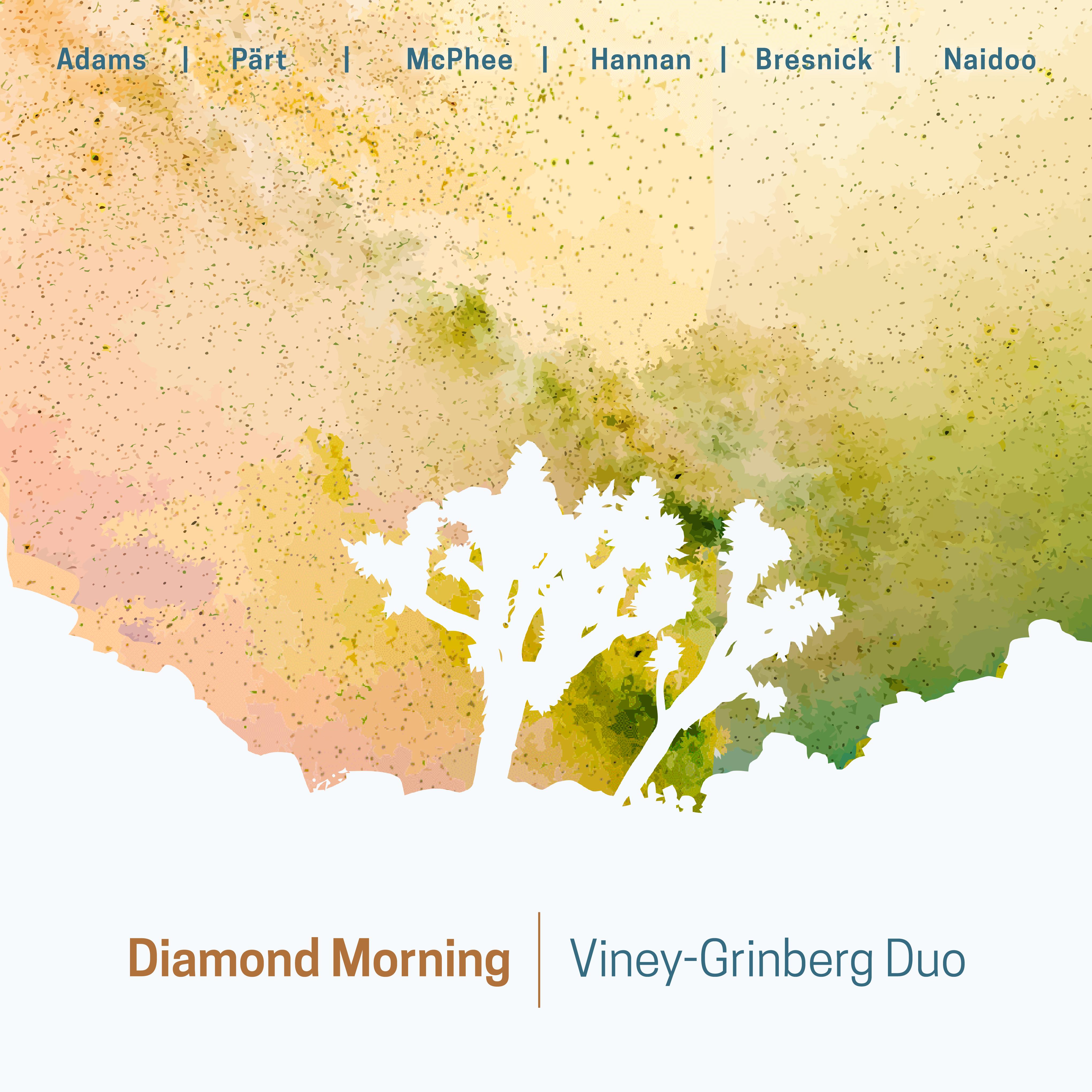 Design a creative and artistic album cover for innovative contemporary classical piano music.
