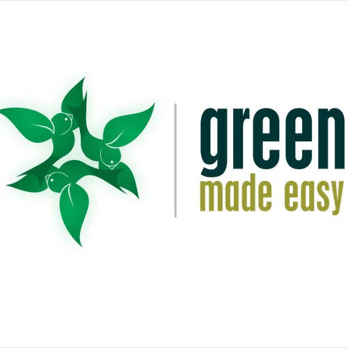 Green Made Easy needs a new logo