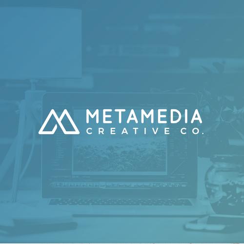 Metamedia Logo Concept