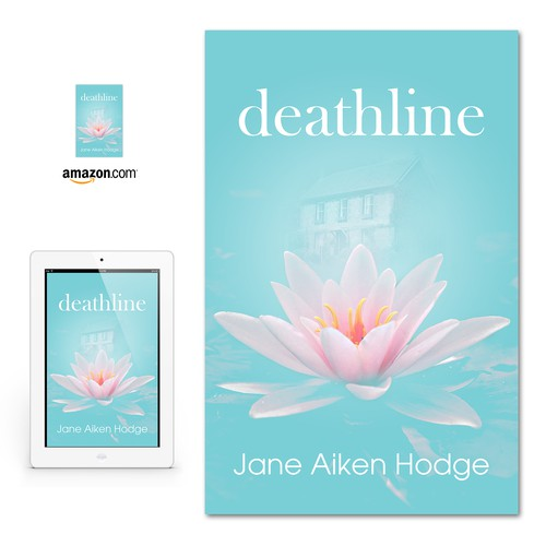 "Book cover for ""Deathline"""