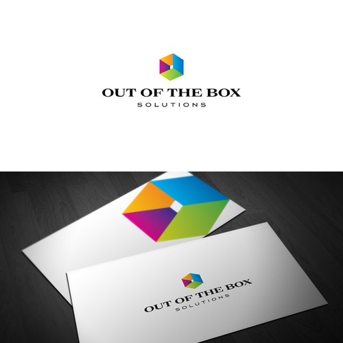Help Out Of The Box Solutions with a new logo