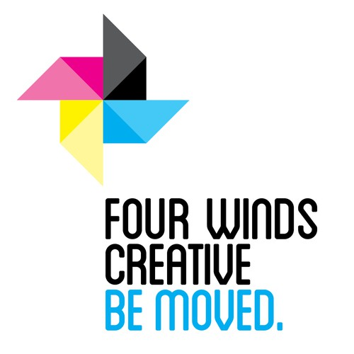 Logo for Four Winds Creative.