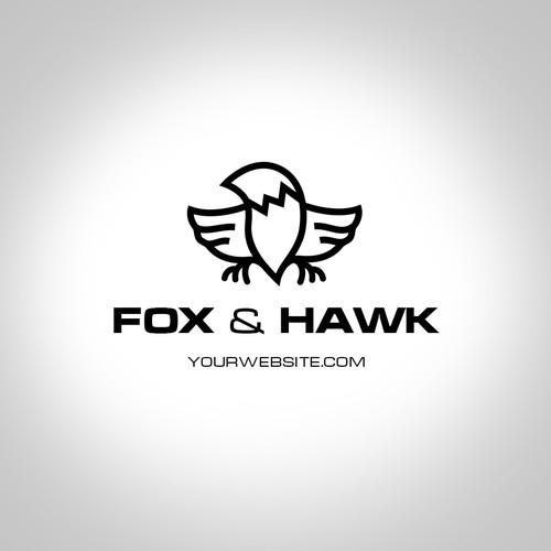 Fox & Hawk