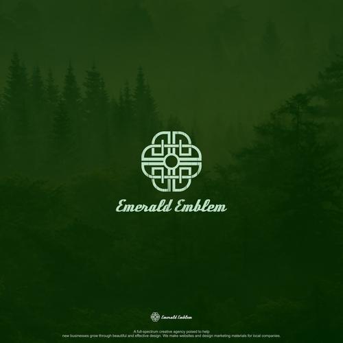 emerald emblem