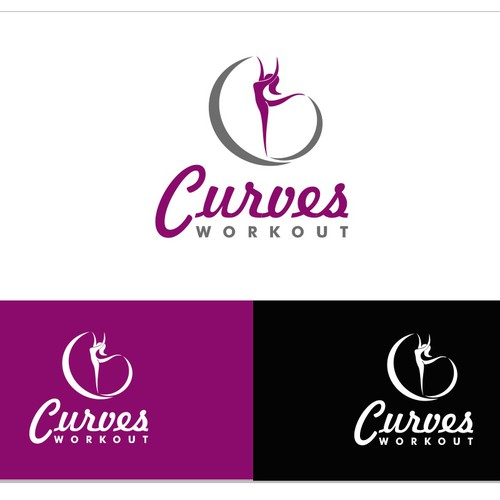 Feminine, exclusive and elegant fitness logo. Experienced designersonly!!