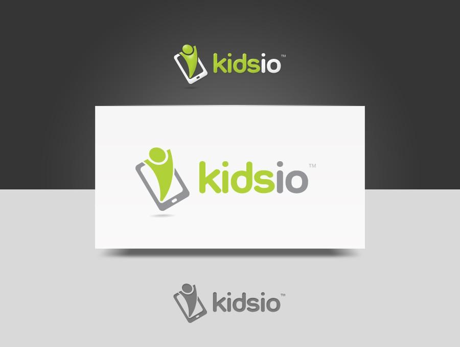 kidsio logo: your logo on smartphones worldwide