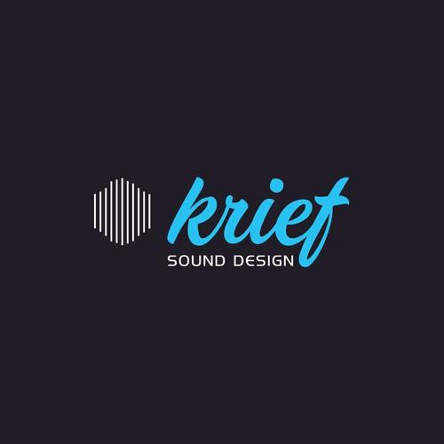 Logo concept for krief