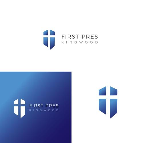 First Pres Church logo