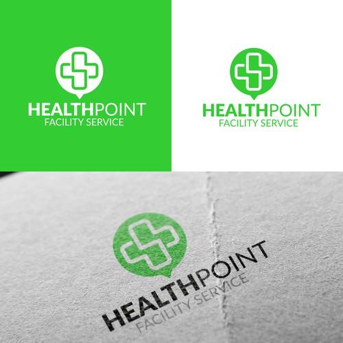 [DECLINE] Hospital, healty logo