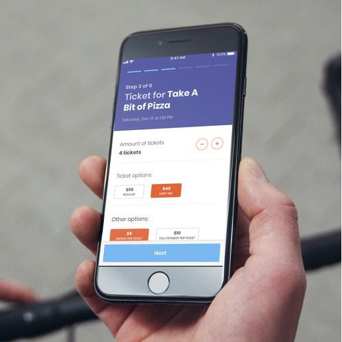 Ticket Sales App