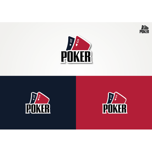 US Poker - Poker News Site Needs a Modern Logo