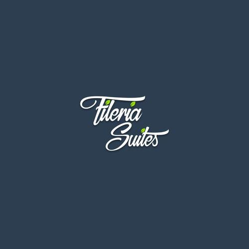 logo design for fileria suites