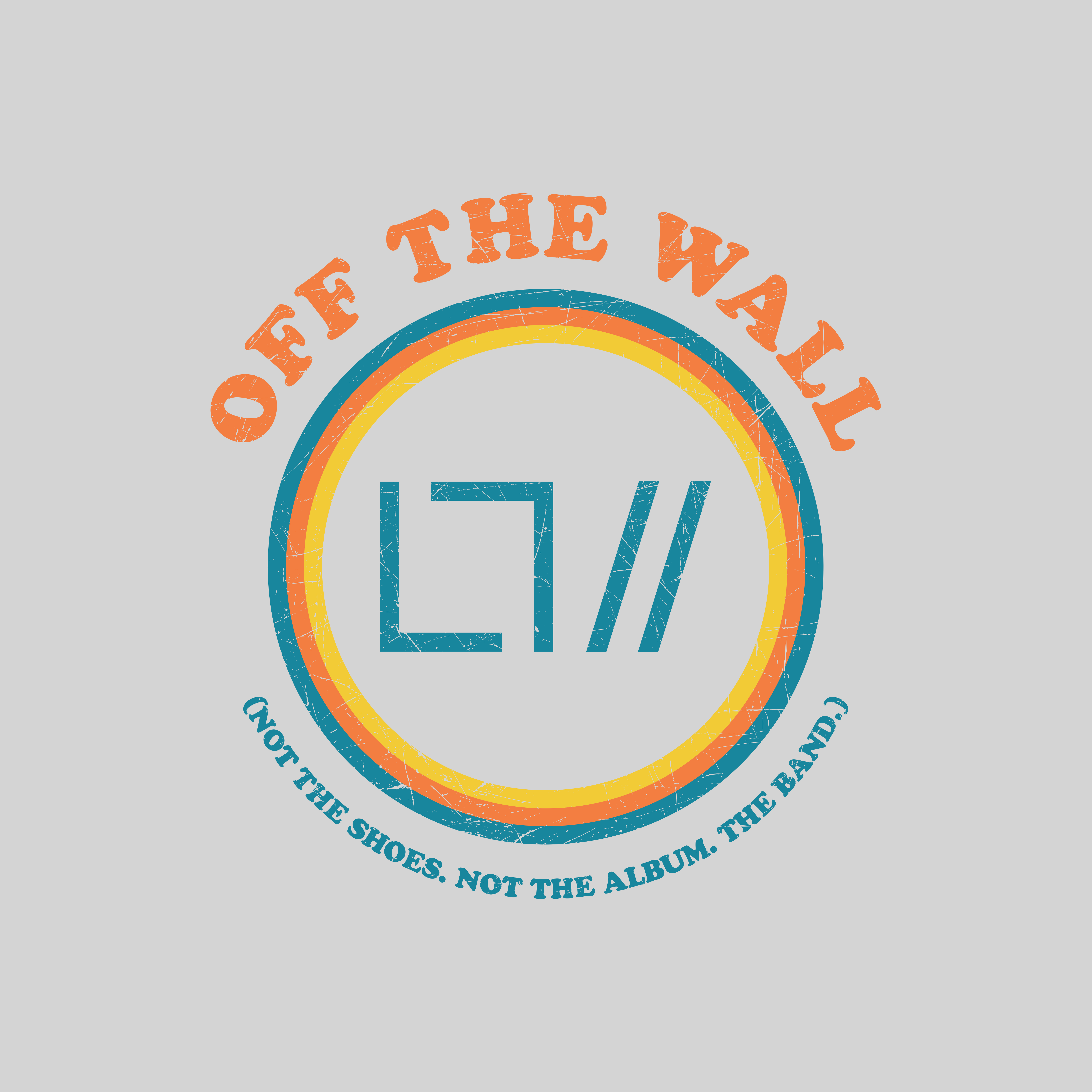 Off the Wall Band Tees