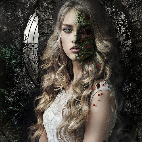 Book Cover Horror Fantasy