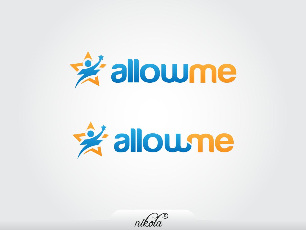Create the next logo for AllowMe
