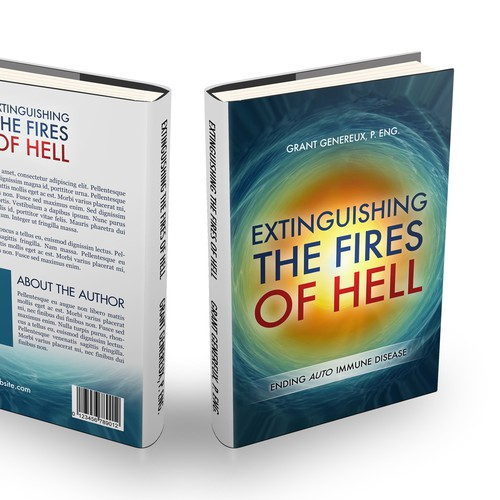 Abstract Book Cover Design