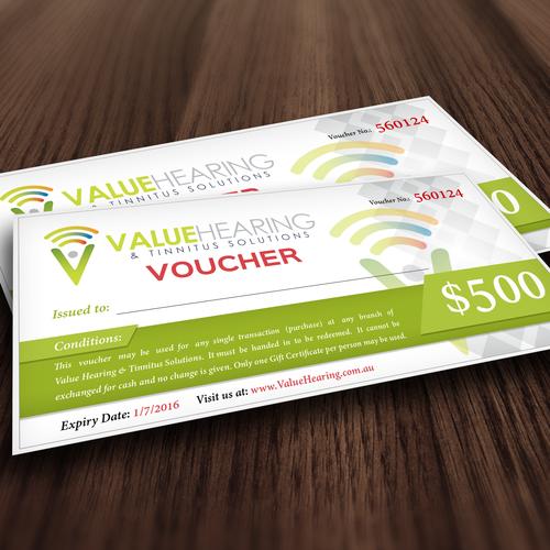 Value Hearing Voucher