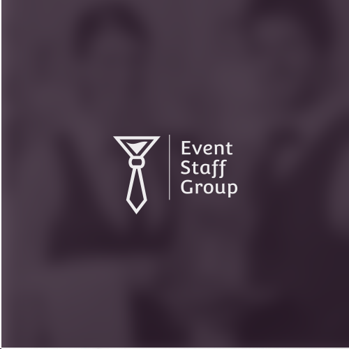 Logo for event staff group