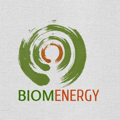 Create a brand identity pack for a Bio Fuel company - Company Name -Biom Energy