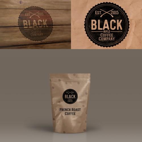 Coffee company needs designer logo