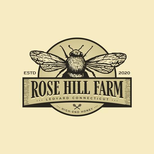 Rose Hill Farm Logo