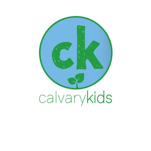 Fun logo for kid's ministry