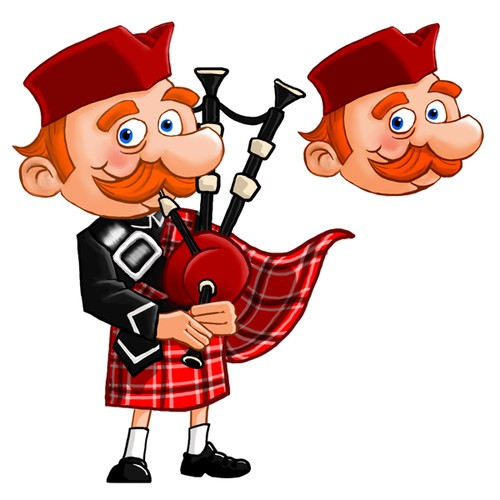 SEO Scotsman needs a new illustration