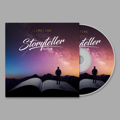Storyteller - Album Cover