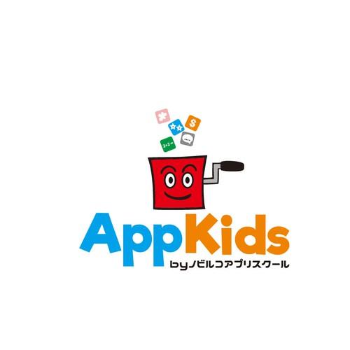 app kids concept