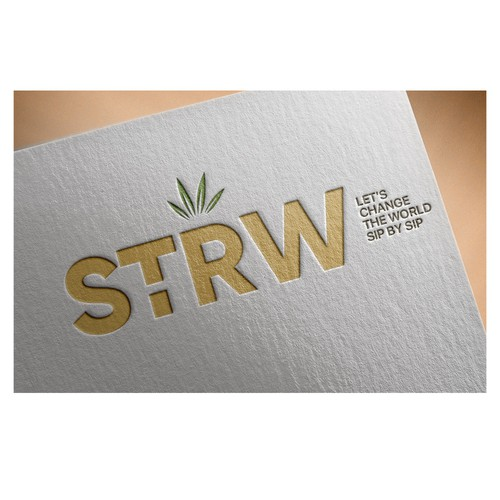 Logo for STRW
