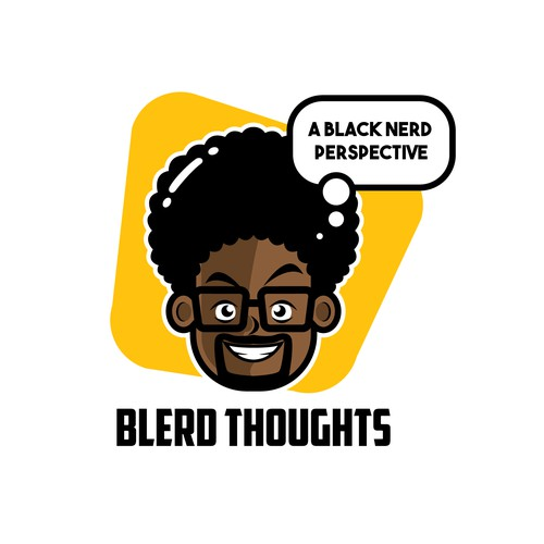 Blerd Thoughts Logo