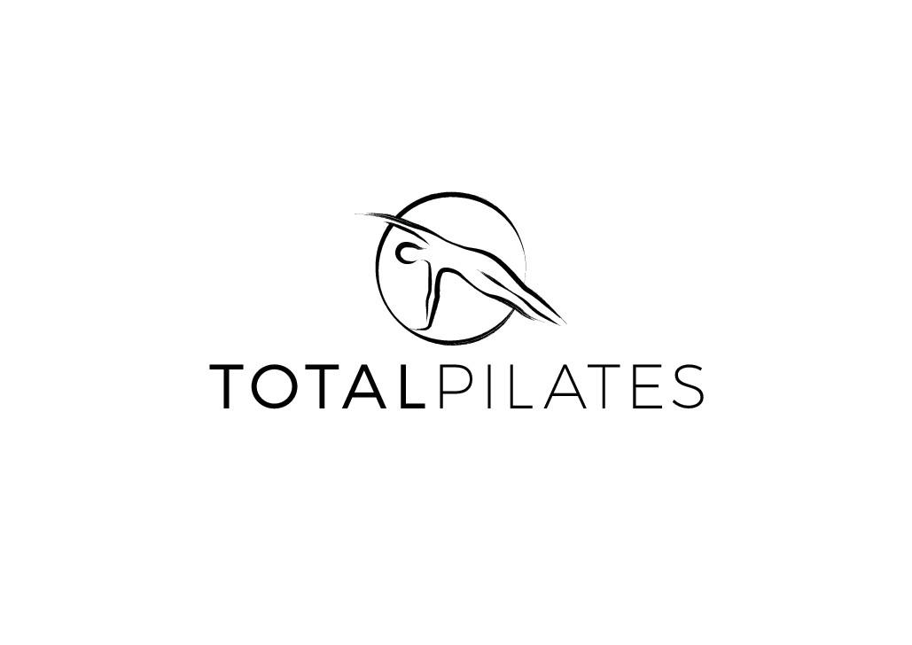 Design a logo for a Pilates business
