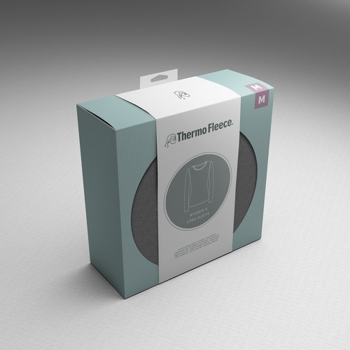 Concept for Wool Product Packaging