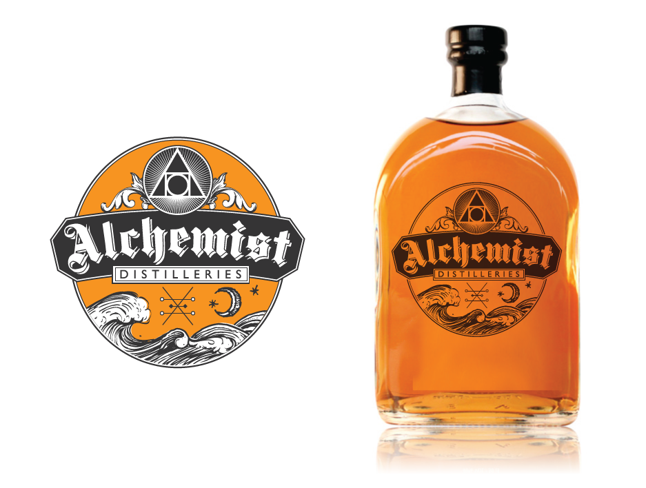 New logo wanted for Alchemist Distilleries in Miami,Florida