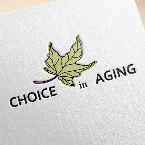 Logo proposal for Adults Care Facility