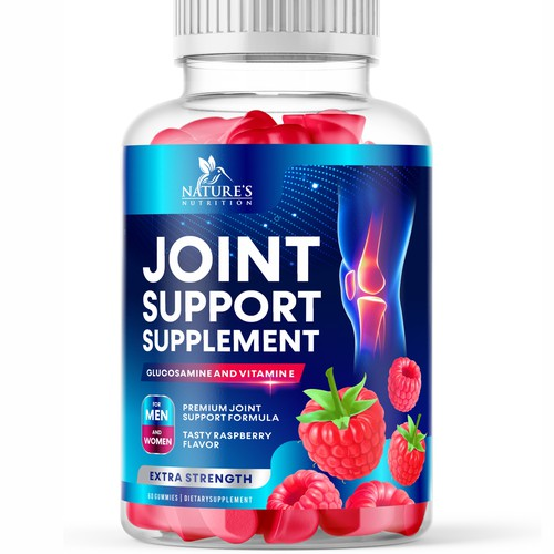 Nature's Joint Supplement Support