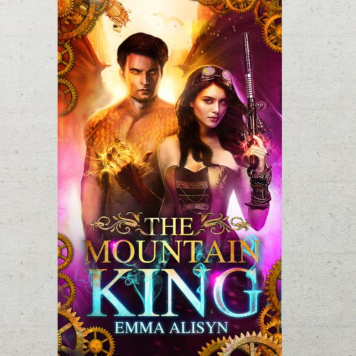 The Mountain King - Emma Alisyn