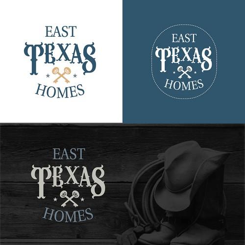 East Texas Homes logo