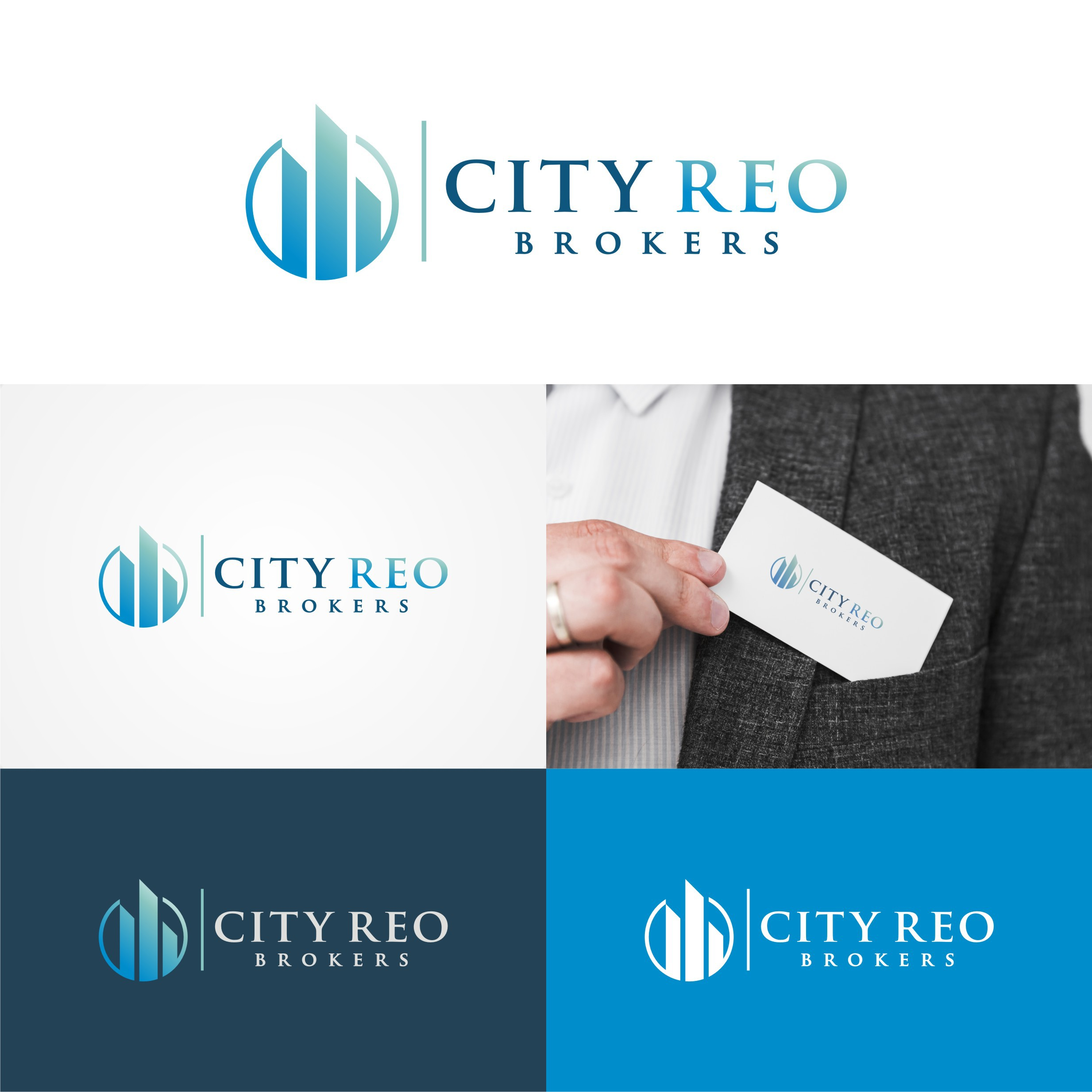 Who is up for the challenge in designing our next logo for our REO Real Estate company?