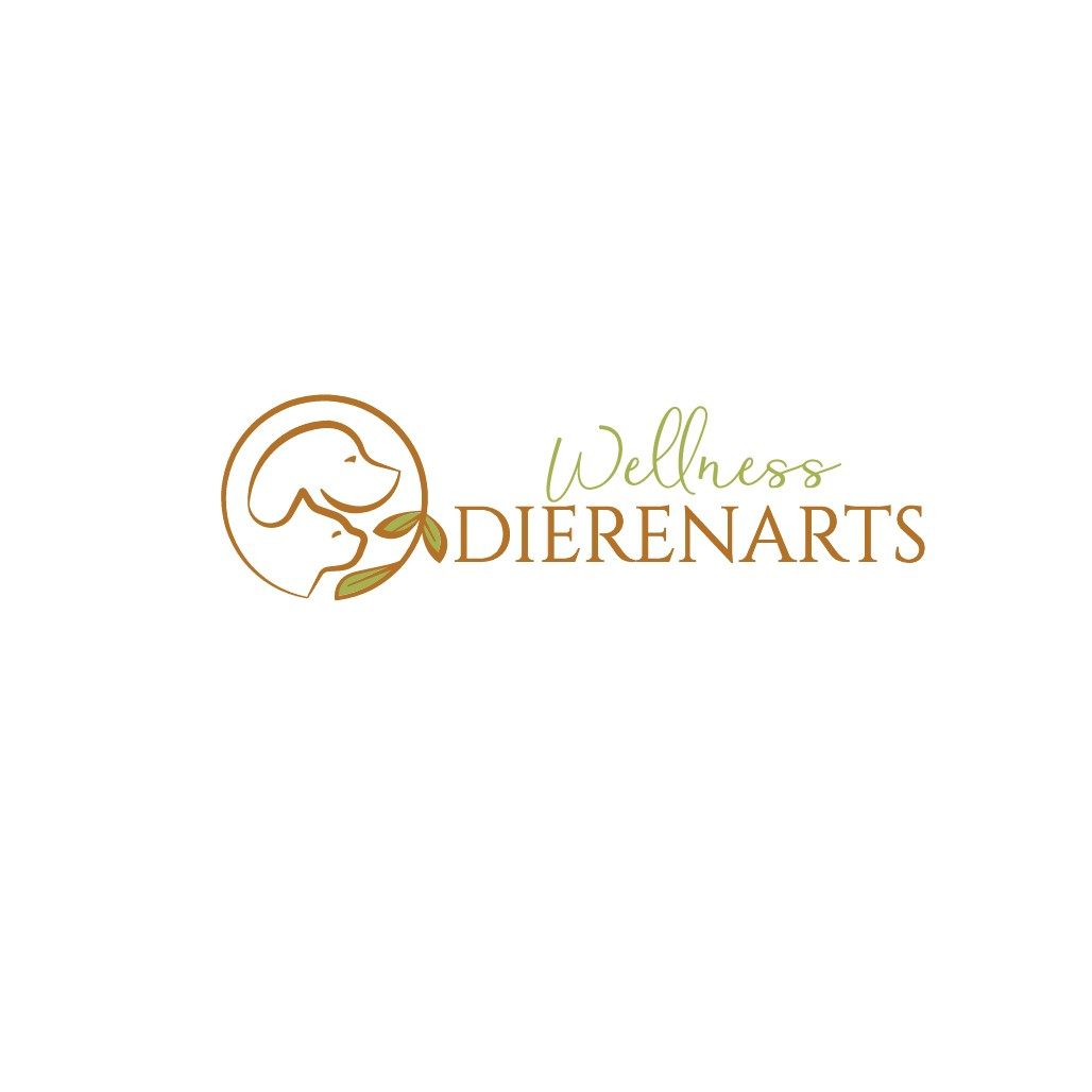 please help me heal animals at wellness dierenarts by creating the perfect logo