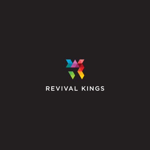 RK and King logo