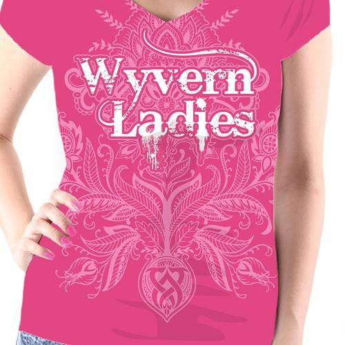 Womens T-shirt Design