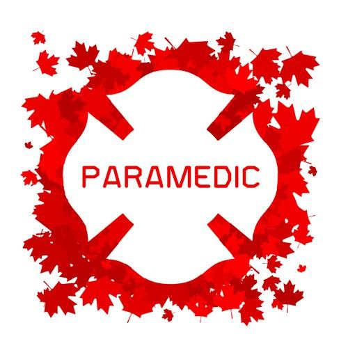 T-shirt concept for Canadian paramedics
