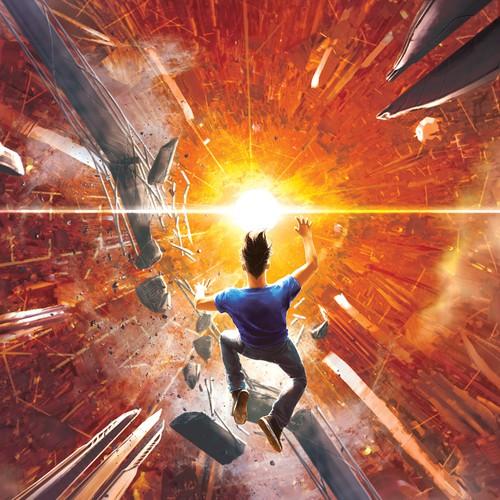 Entry Cover for A Sci-Fi / Fantasy / Adventure Novel