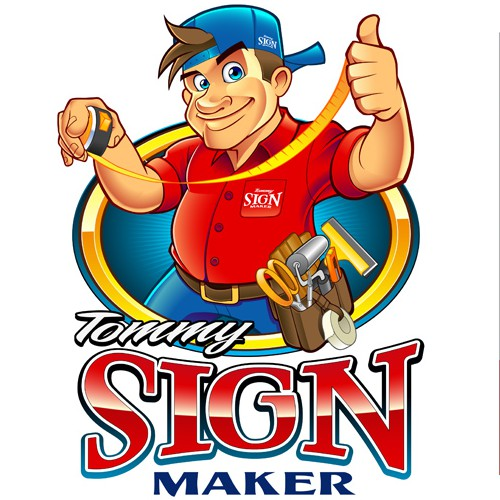 Help TOMMY SIGN MAKER with a new logo